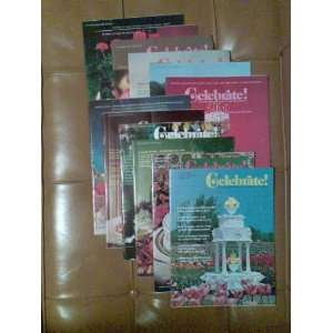 The Magazine for Cake and Food Decorators (Vol. 1): various: Books