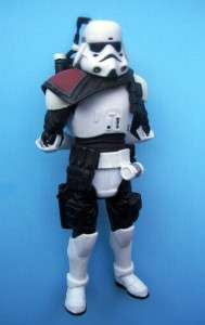 Star Wars Imperial Navy Commando Officer (The Force Unleashed) Loose