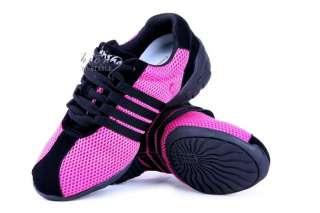 TOP Dance Jazz Hip Hop Sneakers Shoes 9 Colors Jazz Dance Shoes