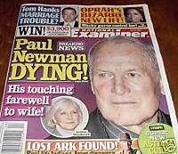 Newman Tom Hanks Iron Man Oprah Winfrey Michael Jackson Sarah Ferguson
