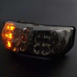 Smoke Easily Fit Super Bright LED Brake Stop Tail Light Turn Signals