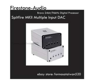 FireStone Audio Spitfire MKII Multiple Input Bravo 24bit/96kHz Digital