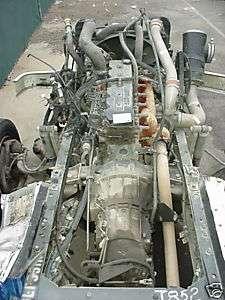 CUMMINS 5.9 & ALLISON 1000SERIES ENGINE /TRANS PACKAGE