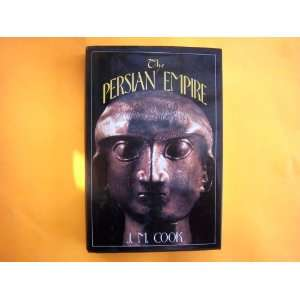 Persian Empire Hb (9781566191159): JM Cook: Books