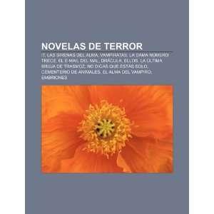Novelas de terror It, Las sirenas del alma, Vampiratas