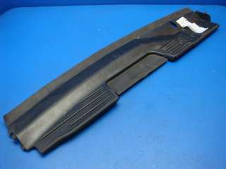 BMW E65 760i E66 760Li FRONT LOWER AIR DUCT TRAY SHIELD