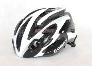2012 GIANT Helmet Road Bike MTB Cycling Helmet Size L 55cm 61cm White