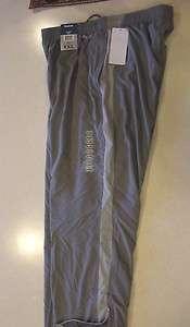 Reebok Exercise Pants Hydro Move XXL Exercise Dark Gray
