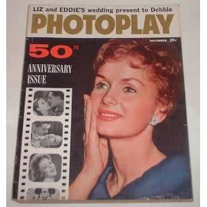 Anniversary Issue, Debbie Reynolds Cover) Photoplay Magazine Books