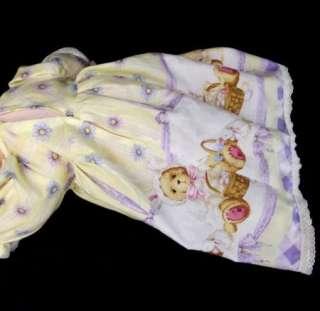 80s Vtg Hasbro Real Baby Doll Judith Turner Signed