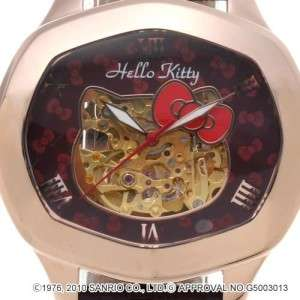 Sanrio Hello Kitty wrist watch 500 limited collaboration NIB PSL