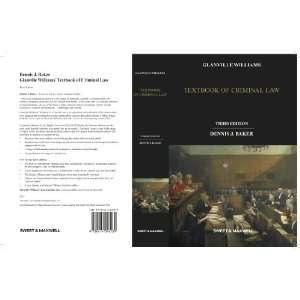 Textbook of Criminal Law (9780414046139): Dennis Baker: Books