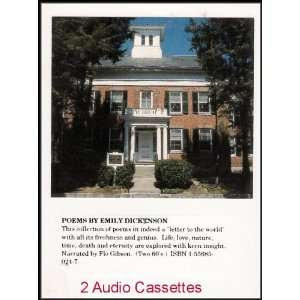 Are Explored) [2 Audio Cassettes/: Emily Dickinson, Flo Gibson: Books