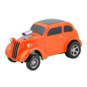 1948 ANGLIA GASSER, ORANGE, COLLECTIBLE 118 SCALE MODEL