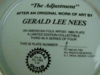VINTAGE Gerald Lee Nees Chiropractor Chiropractic Collector Doctor