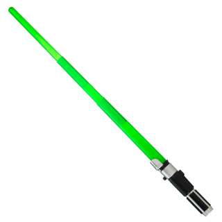 HASBROClone Wars   Electronic Lightsaber YodaSTARWARS