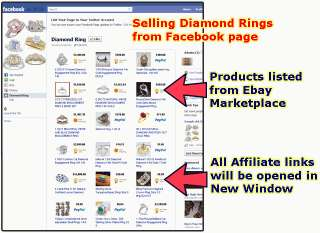 How to Turn your Facebook Page Into a Money Making / Store