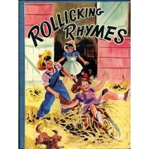 Rollicking Rhymes: Dorothea B. Vaughn, Sari: Books