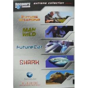Discovery Channel   Extreme Collection   Vol. 2   Five DVDs Shark