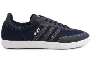 Adidas Original Samba Classic Retro Navy G05565 New Mens Shoes Size 13