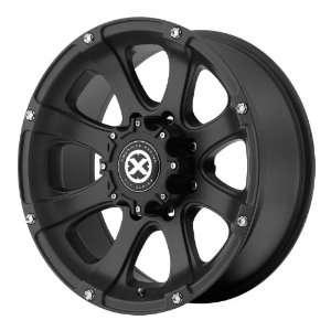 American Racing ATX Ledge 17x8 Teflon Wheel / Rim 5x4.5 with a 0mm