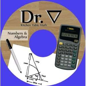 Dr. DELs Kitchen Table Math CD Training Series
