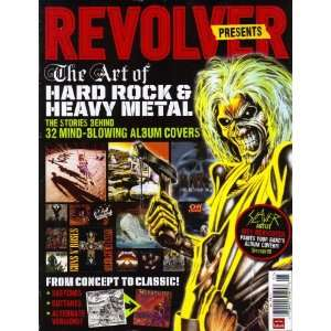 Presents   The Art of Hard Rock $ Heavy Metal Brandon Geist Books