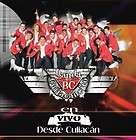 Larry Hernandez Cd DVD en Vivo desde Culiacan NUEVO