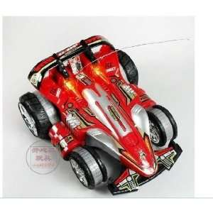 remote control car multifunctional stunt car rotate upright remote