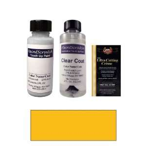 Bus Yellow Paint Bottle Kit for 2010 Ford Police Car (BY) Automotive