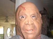 Vintage Don Post Studios 1977 Latex Halloween Mask