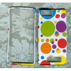 Verizon Motorola Droid X MB810 phone Cover Cell Phones & Accessories