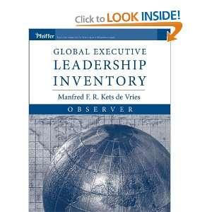 Global Executive Leadership Inventory (GELI), Observer