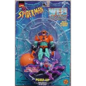 Dr. Octopus (Deep Sea) from Spider Man (Toy Biz) Web
