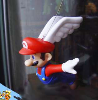 New Nintendo Super Mario Bros Figure Doll Fly Mario toy