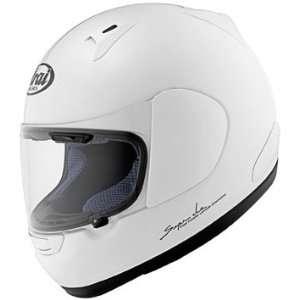 Arai Profile Full Face Motorcycle Riding Race Helmet   Diamond White