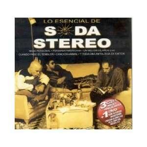 Lo Esencial De Soda Stereo Music