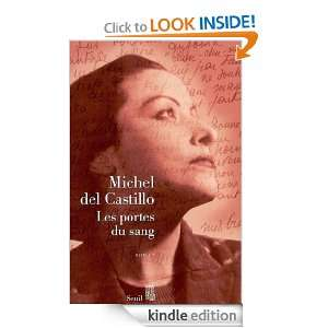 Les Portes du sang (French Edition): Michel del Castillo: