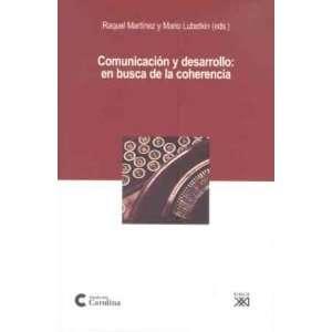 BUSCA DE LA COHERENCIA (9788432313653): Raquel y otro Martinez: Books