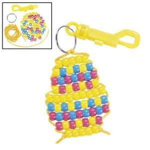 Easter Egg Pony Bead Clip Craft Kit   Teacher Resources