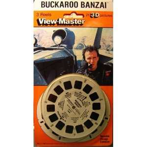View Master   3 D Reels   Buckaroo Banzai Everything Else