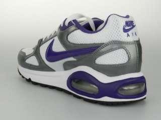 MAX CLASSIC LEA SI NEW Womens Retro Purple White Running Shoes Size 8