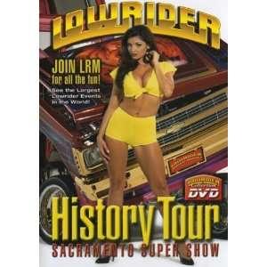 Lowrider Magazines History Tour Sacramento Super Show: n
