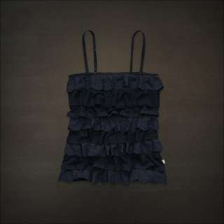 NWT Hollister by Abercrombie Women Boomer Beach Fashion Top Cami Tank