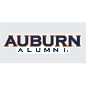 AUBURN TIGERS ALUMNI vinyl decal sticker AU car truck