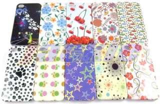 Design IMD Plastic Hard Skin Back Case For Apple iPhone 4G  61