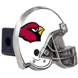 Arizona Cardinals NFL Metal Helmet Trailer Hitch Cover