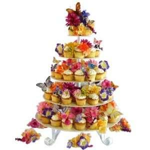 Dress My Cupcake Extra Large Annabel Metal Cupcake Stand