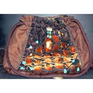 MARY FRANCES ~ HandBag   Amber + Turquoise: Everything Else