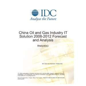 China Government Industry IT Solution 2005-2009 Forecast and Analysis Jennifer Thomson